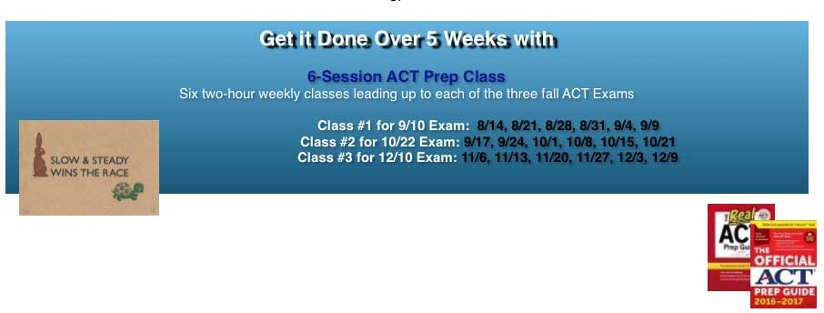ACT-Fall-2016-Classes