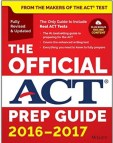 New Official ACT Prep Guide