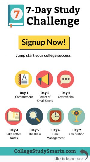 Here\u0027s How College Study Smarts Can Help You - college success tips