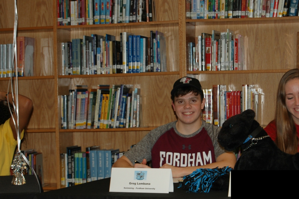 Who Signs a National Letter of Intent? - College Swimming Guide