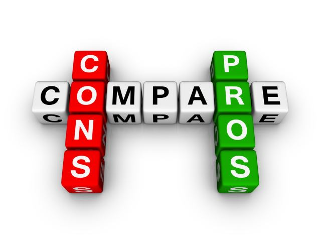 Four-Year Colleges or Technical Schools Pros and Cons - compare schools college
