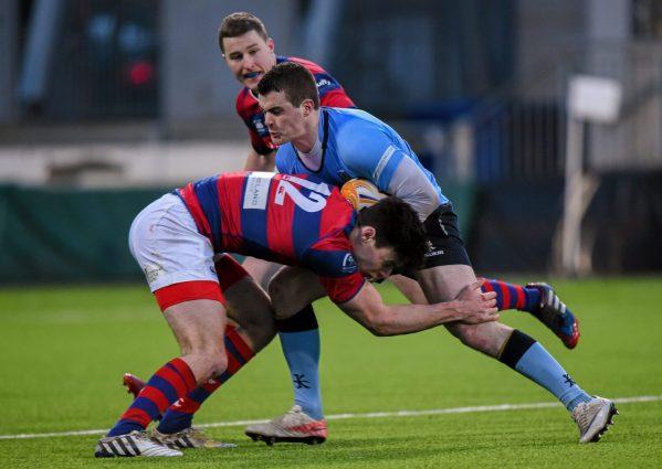 UCD v Clontarf - Leinster Senior League Cup Final