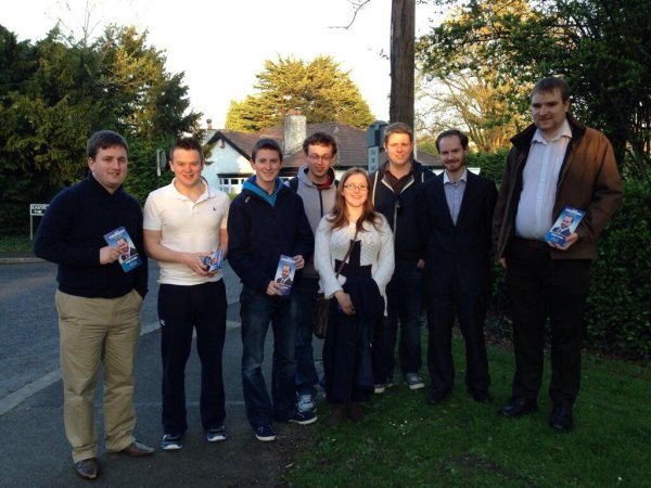 YRG Canvass with John Kennedy