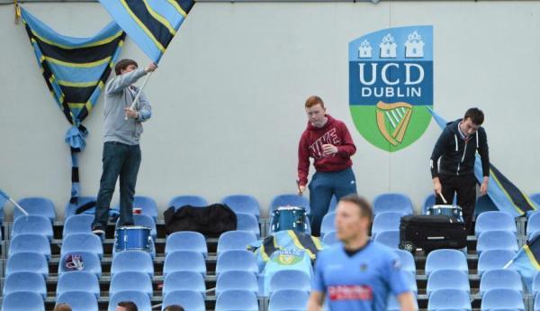 UCD AFC Football -2