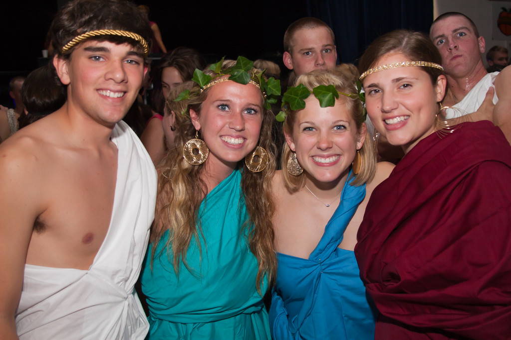 Additional 10 College Party Exchange Themes College