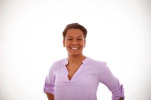 SGA President Rachel Krueger