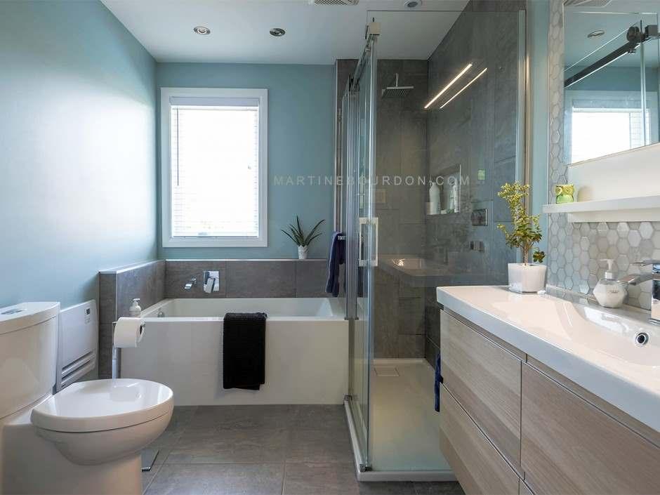 Espace optimisé pour une salle de bain rafraîchissante! - Colobar