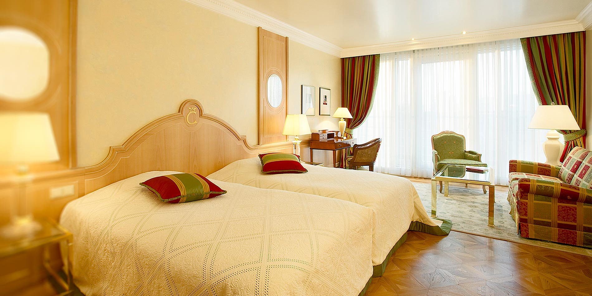 Colombi Hotel Freiburg Rooms And Suites