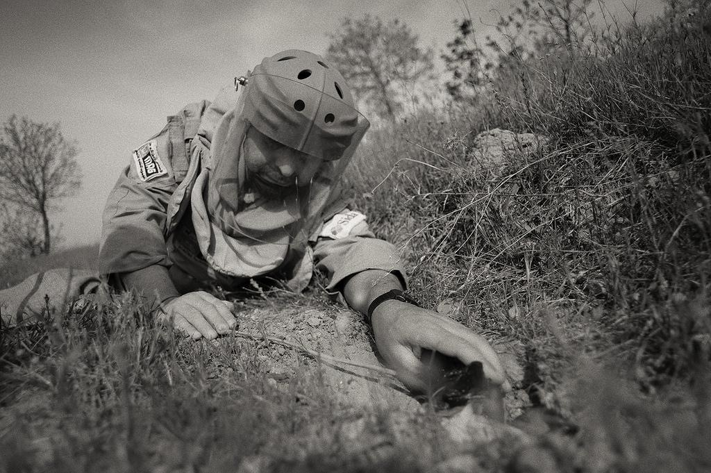 Foto Cluster Munition Coalition