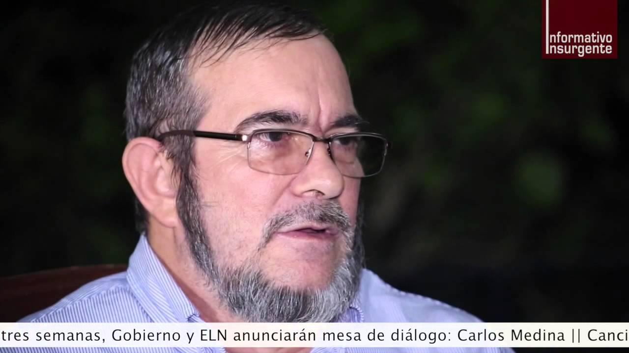 Timoleón Jiménez, comandante en jefe de las FARC