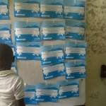 Taller de ERM en una institución educativa de Chocó. Foto CCCM