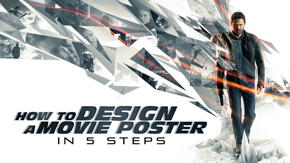 How to Design a Movie Poster in 5 Steps Colonfilm Graphic Design
