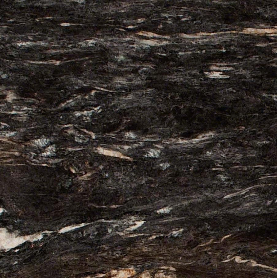 Titanium Black Colonial Marble Granite