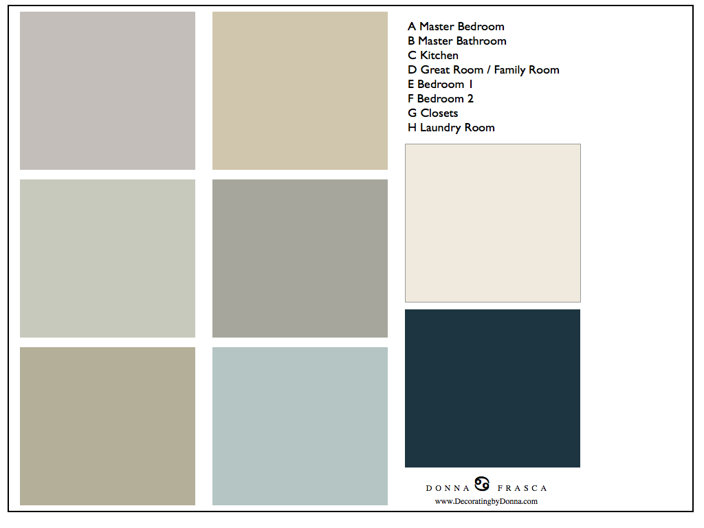 Colors That Complement Gray Walls What Colors Go With Gray Decorating By Donna