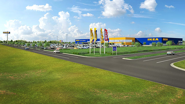 Ikea Colorado Springs Ikea Will Add Second Colorado Location In 2019