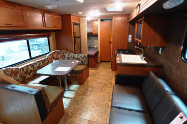 Rental Rent Denver Rv Rental Luxury Travel Trailer