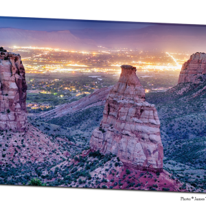 Independence Monument Colorado canvas art