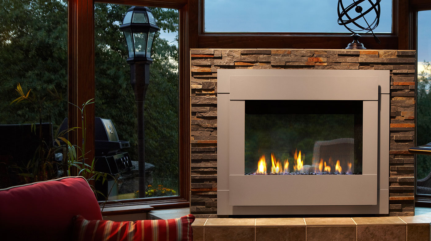Majestic Outdoor Fireplace Majestic Twilight Ii Modern Indoor Outdoor Vent Free Gas
