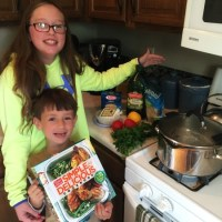 Simple and Delicious Cookbook is Perfect for Busy Back-to-School Season