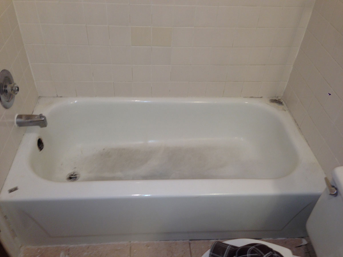 Pics Of Bathtubs Before And After Colorado Tub Repair