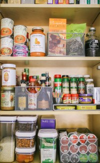 Organized Pantry | Color By K