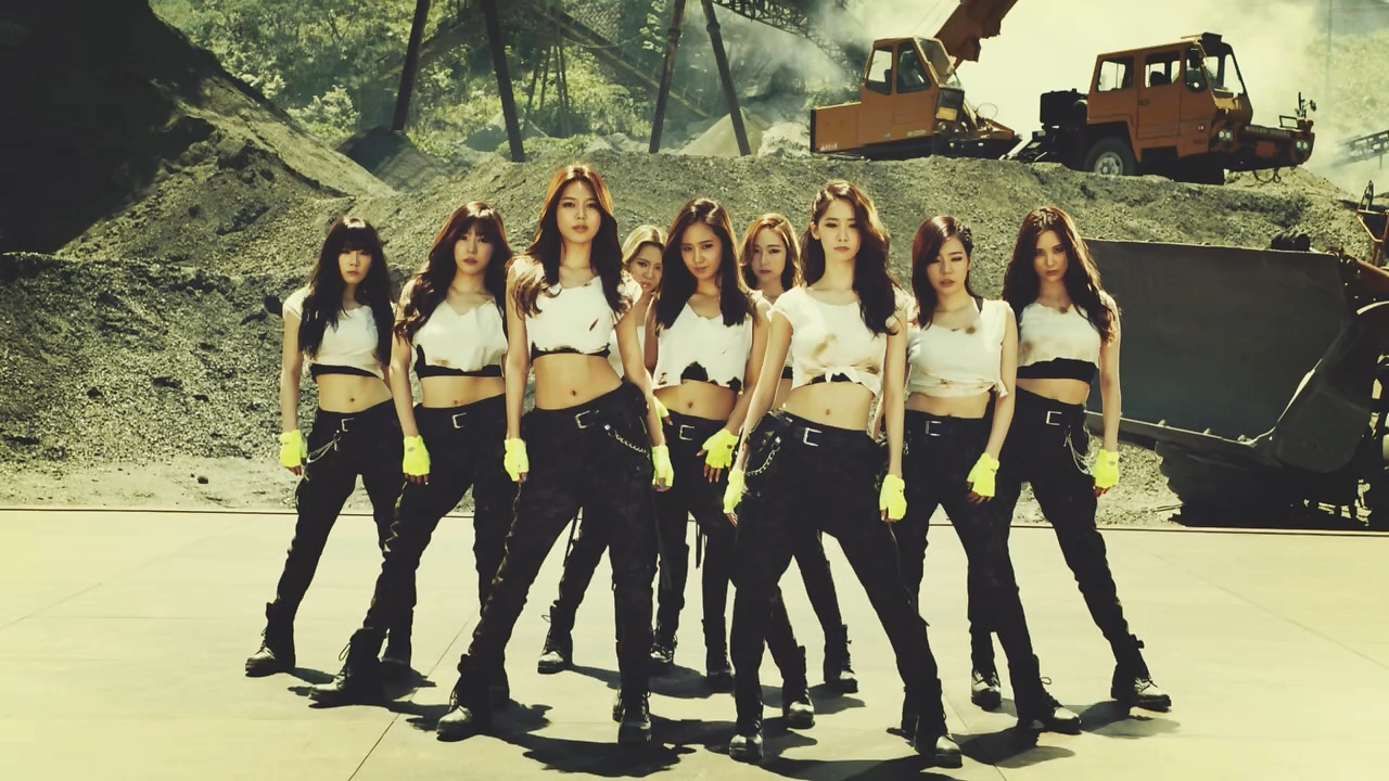 Girls Generation Wallpaper 2017 Ot9 Girls Generation Catch Me If You Can Ot9 Japanese Ver
