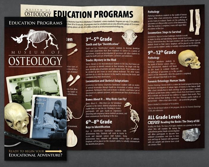 MoO Educational Programs Brochure Portfolio Colored Bean