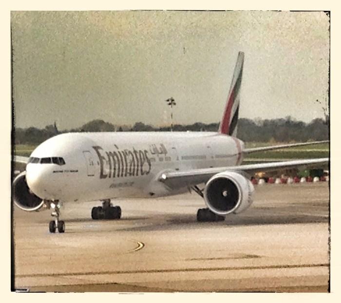 Emirates startet u.a. vom Flughafen Düsseldorf