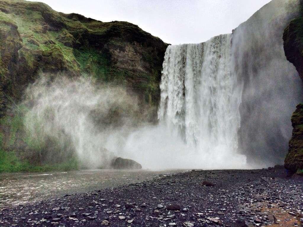 Vulkane, Wasserfälle, Lavastrand - von Selfoss nach Vik