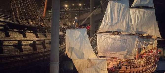 Das Vasa-Museum in Stockholm
