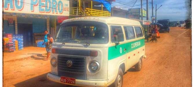 Der VW Bulli fährt und fährt und fährt – in Brasilien