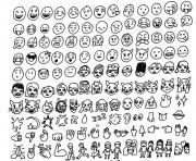 Coloriage Emoji A Imprimer Gratuit Sur Coloriageinfo