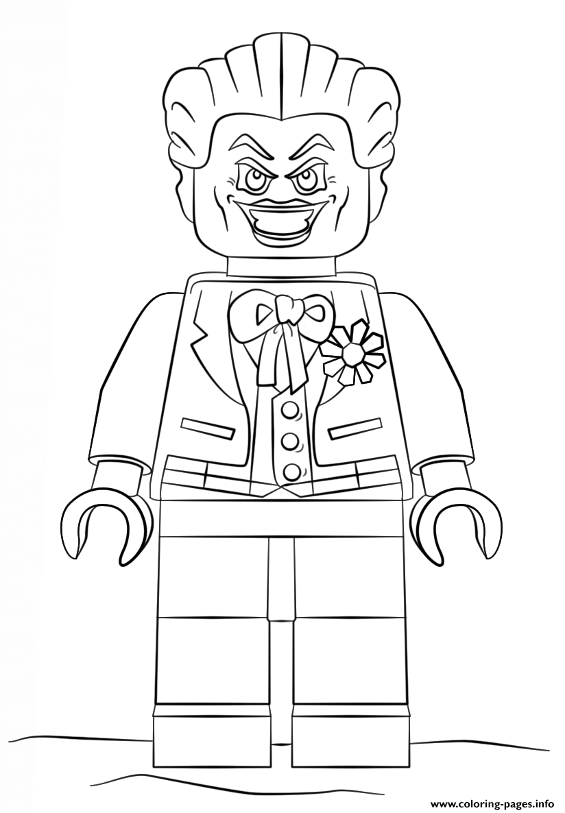 Free batman coloring pages online -  Free Coloring Pages Lego Batman 5 Download