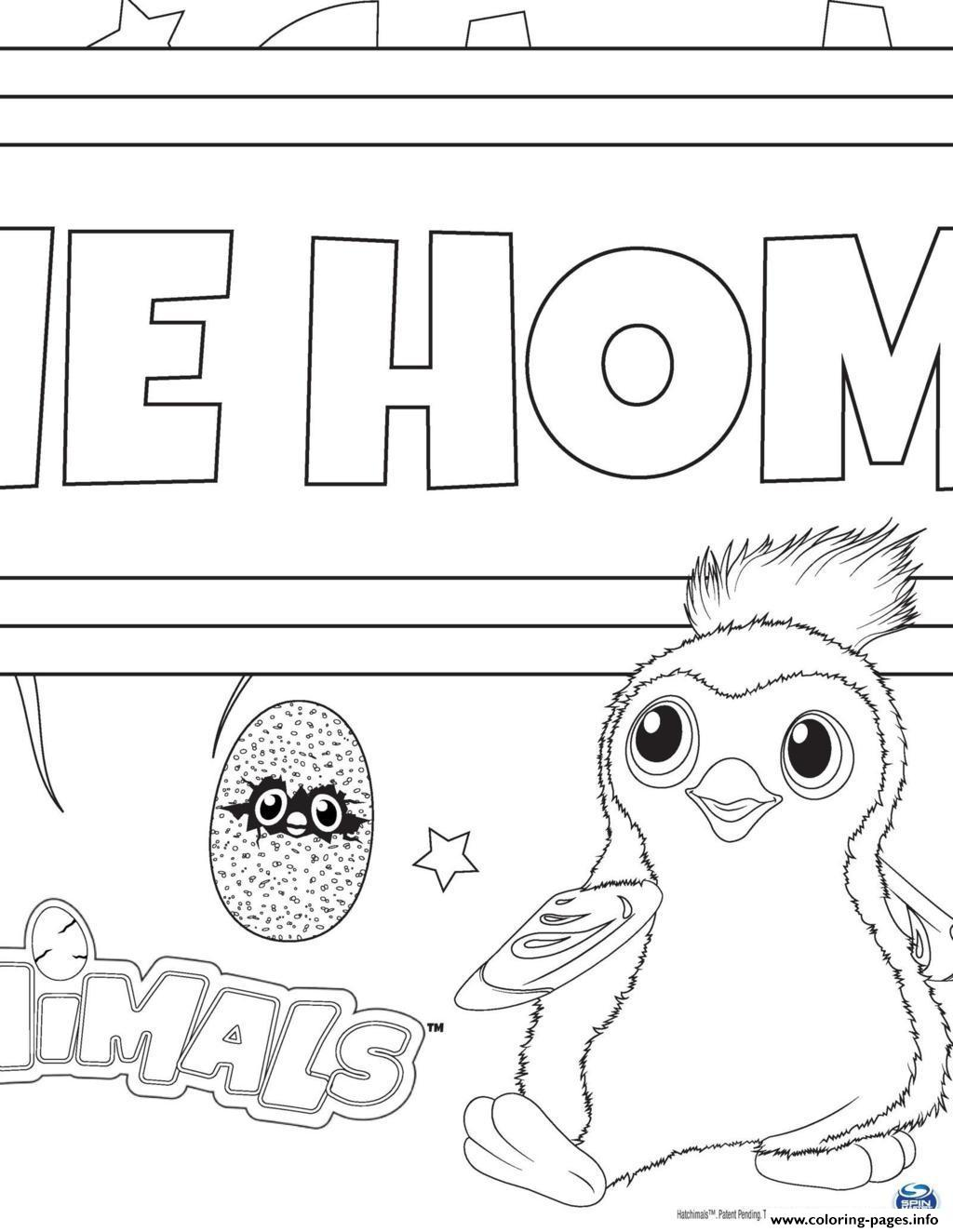 Y word coloring pages - Y Word Coloring Pages Hatchy Hatchimals Draggles Coloring Pages Printable Download
