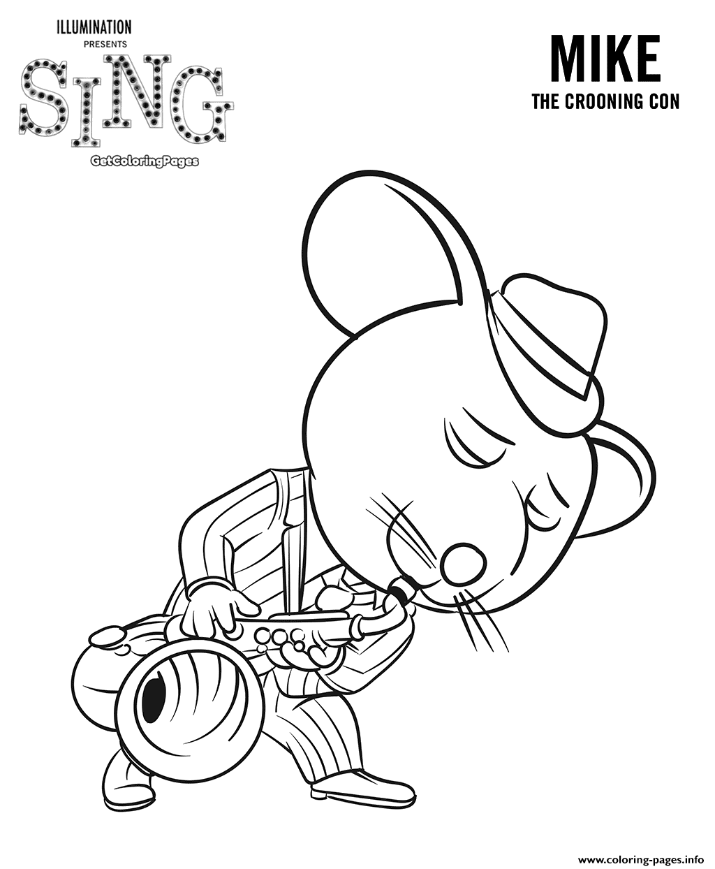 film strip coloring pages - photo#17