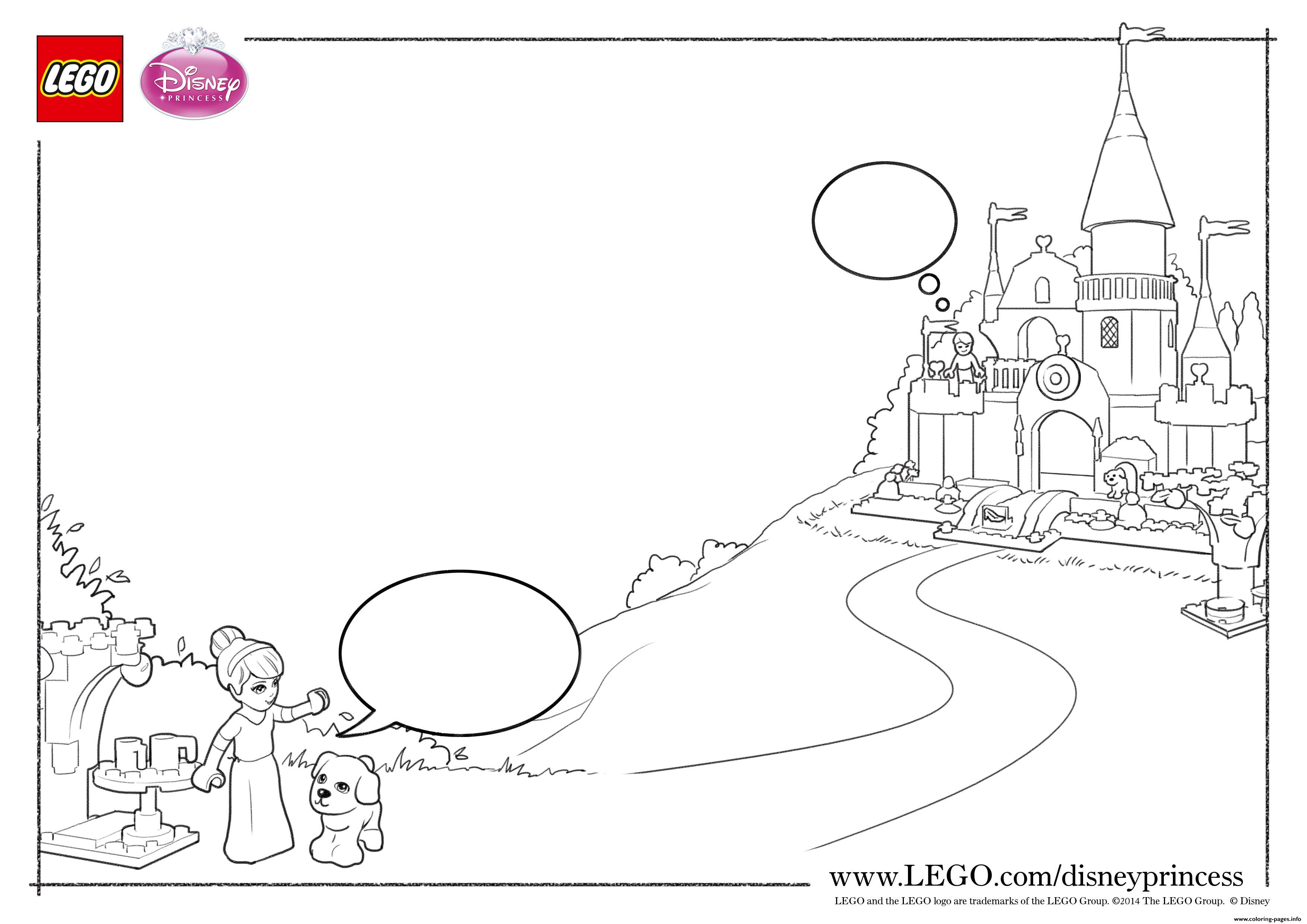 Ausmalbilder Cinderella Disney : Cinderella Coloring Pages Pdf Costumepartyrun