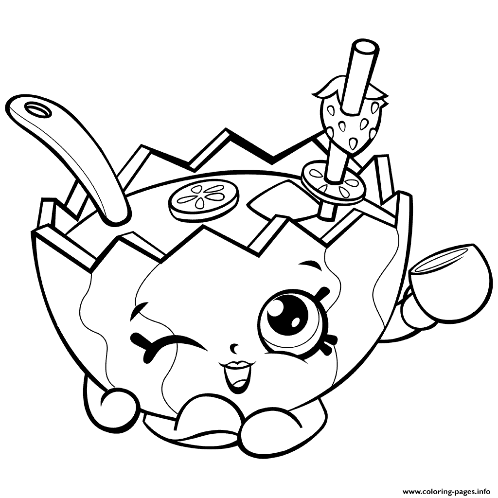 96 coloring pages shopkins season 7 wishing well shopkins