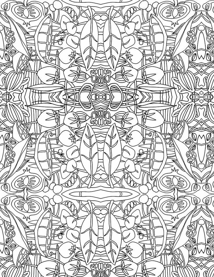 Coloring Pages Easy Ecology - Coloring Home