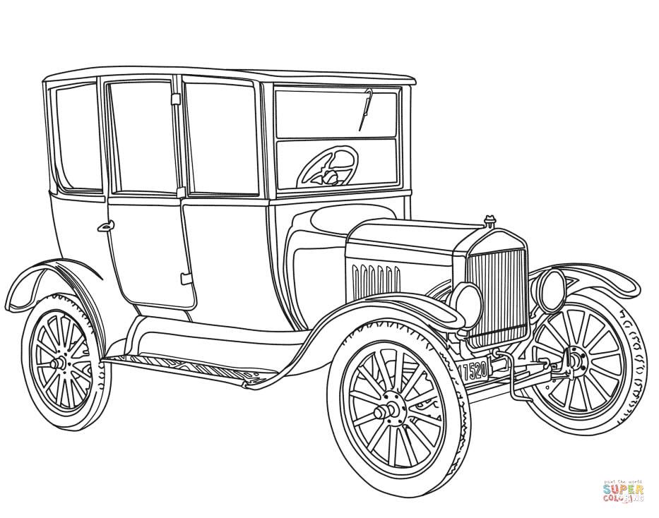 1929 chrysler model Schaltplang