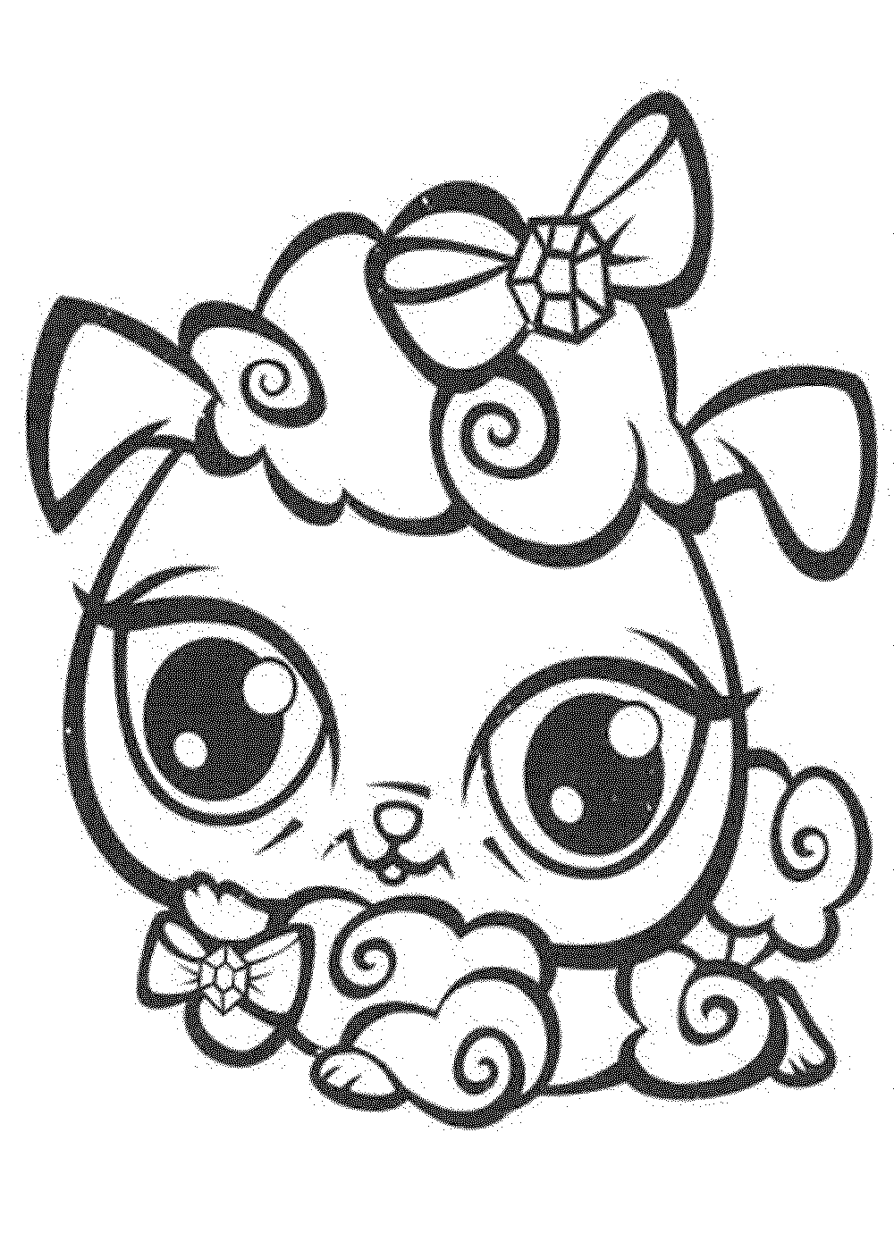 Free coloring pages littlest pet shop -  Free Coloring Pages Littlest Pet Shop Littlest Pet Shop Coloring Download