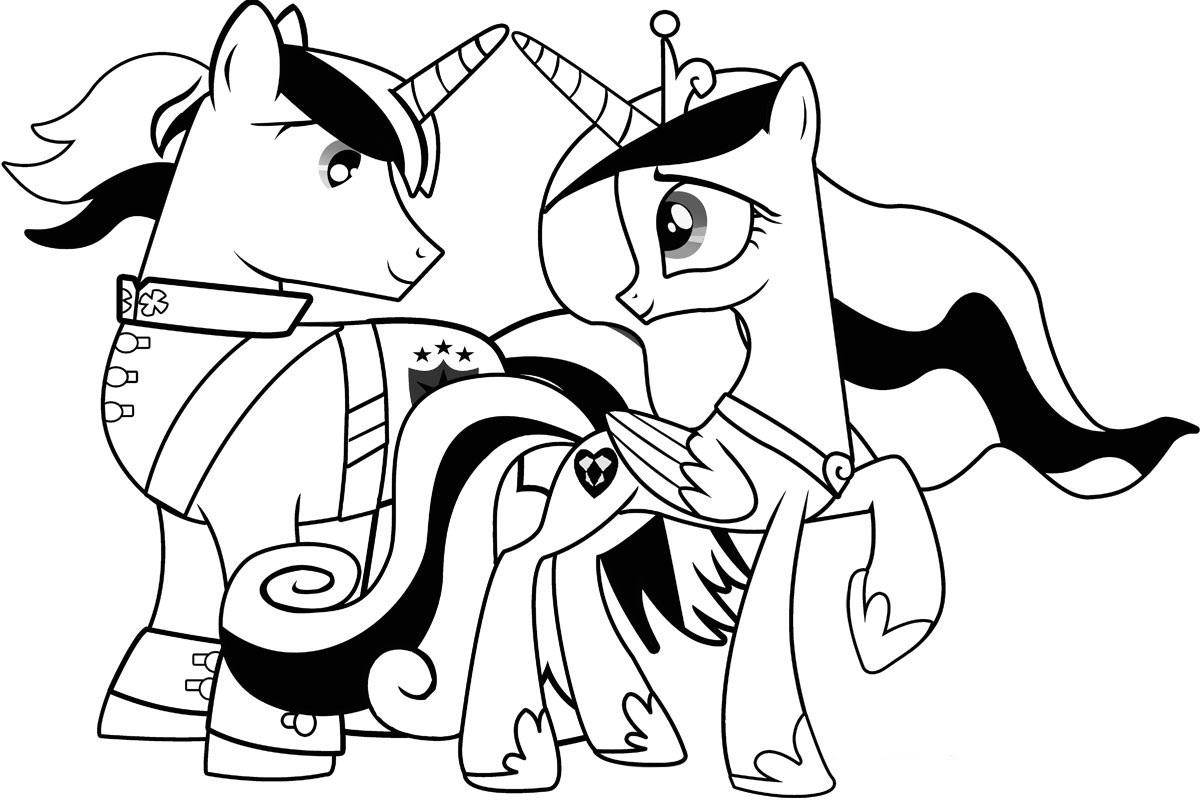 My Little Pony Coloring Pages Friendship Is Magic Rainbow Dash -  my little pony coloring pages for kids download