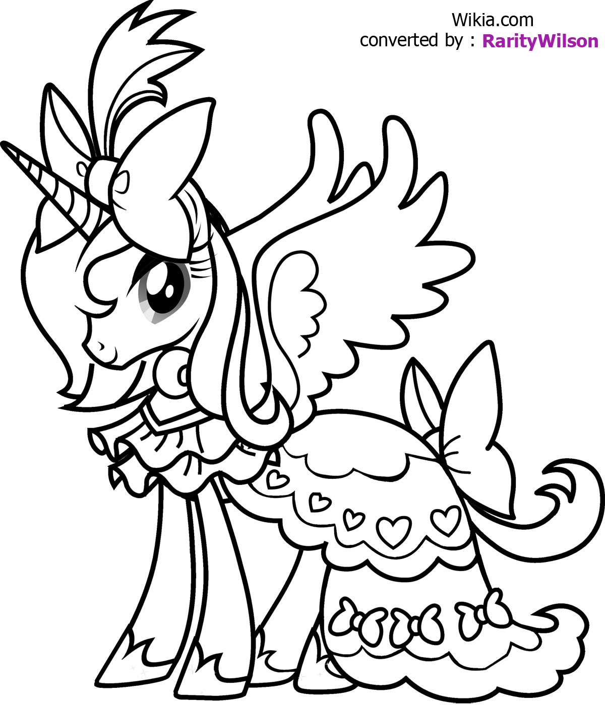 My little pony halloween coloring page -  Halloween Coloring Pictures Download My Little Pony Coloring Pages Download
