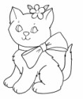 Girl Coloring Pages Kids