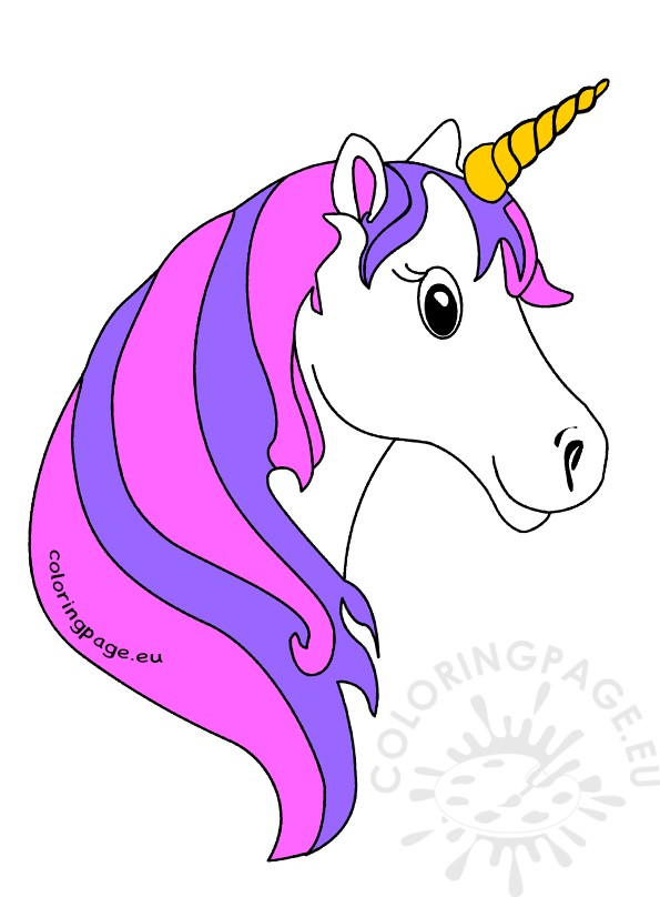 Cute St Patricks Day Wallpaper Cute Unicorn Face Clipart Coloring Page