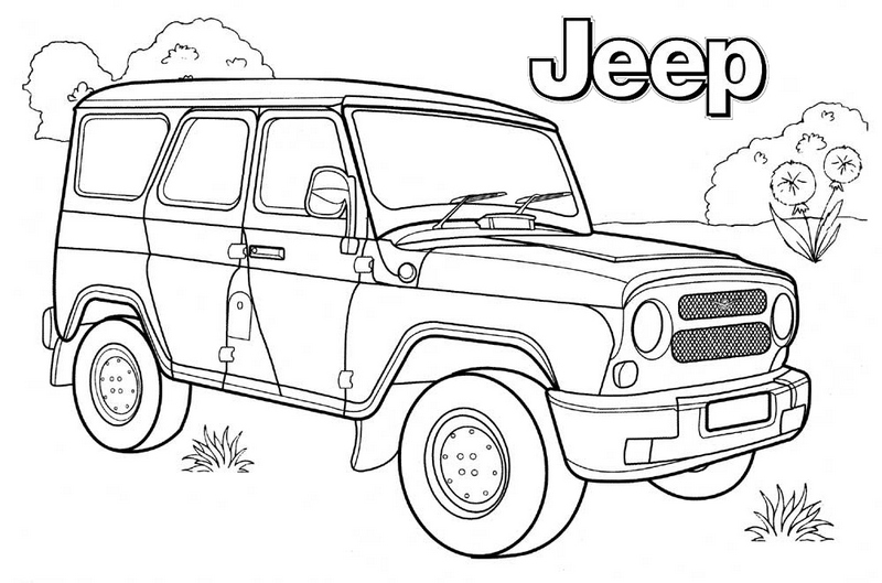 new jeep that looks like rober