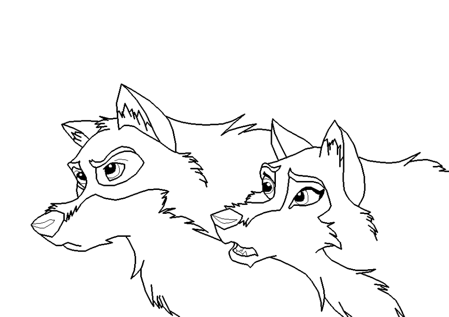 Balto Coloring Pages - Federalgrantsource