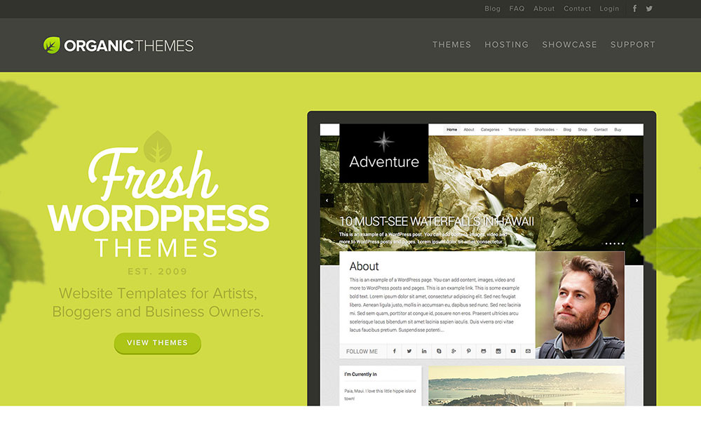 Organic Themes Coupon Code - Get 30 Off All Themes - Colorlib