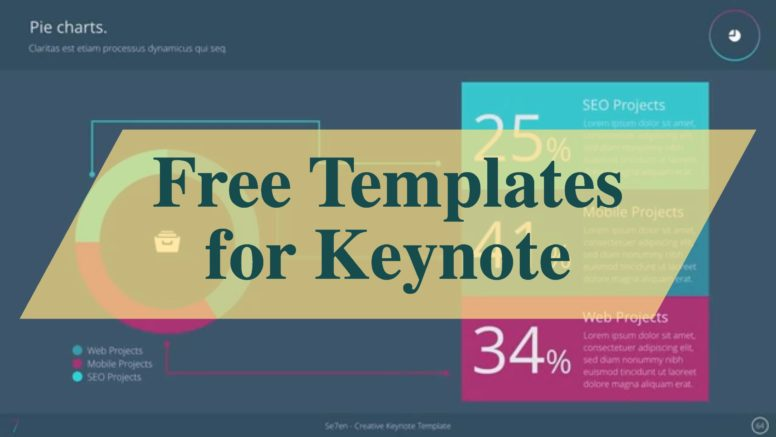 Top 30 Free Templates for Apple Keynote 2019 - Colorlib