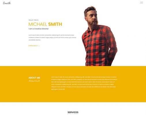 30+ Doctor Website Templates For Medical Practitioners 2019 - Colorlib