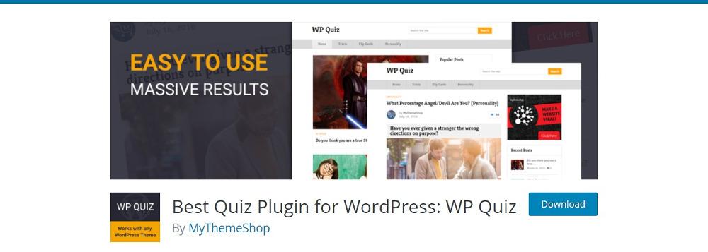 19 Best WordPress Quiz Plugins for 2019 - Colorlib